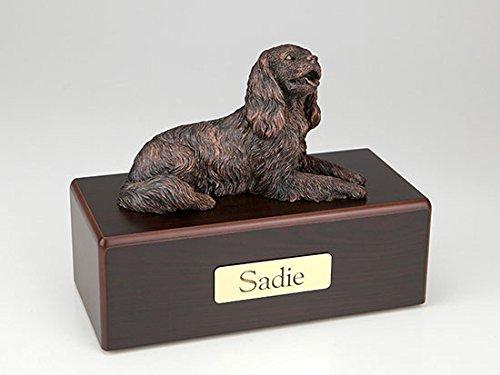 Ever My Pet King Charles Spaniel Economy Bronze Series Dog Pet Urn