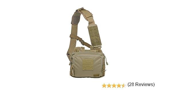 5.11 Tactical Caja 2 Banger – Bolso Bandolera, 25 cm, 3,27 L, Sandstone: Amazon.es: Equipaje