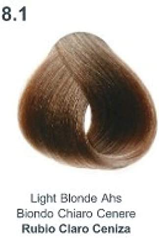 LIGHT IRRIDIANCE Tinte CROMIC LI 100ML, 8.1 Rubio Claro Ceniza   Ash