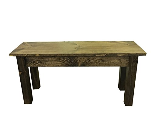 Rustic Bench (72