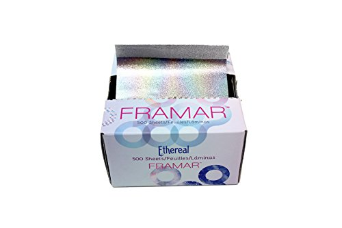 Framar Ethereal Pop Up Foil 5x11-500 Count by Framar (Image #1)