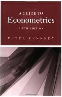 Basic econometrics 4th edition damodar n gujarati 9780070597938 a guide to econometrics 5th edition mit press fandeluxe Gallery