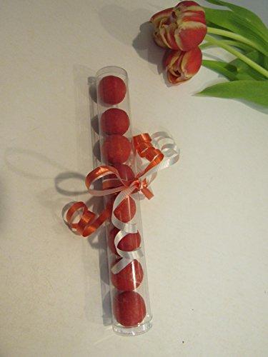 Metal Lip Balm Tubes - 6