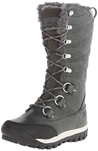 BEARPAW Women's Isabella Winter Boot, Charcoal, 8 M US by Bearpaw