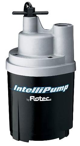 Pentair FPOS1775A Flotec 1/4 HP 1790 GPH Utility Pump - 0.25 Hp Water