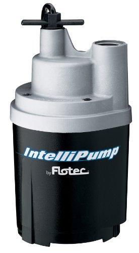 Pentair FPOS1775A Flotec 1/4 HP 1790 GPH Utility (0.25 Hp Utility Pump)