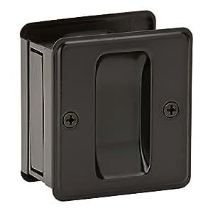Oil Rubbed Bronze Pocket Sliding Door Passage Handle Pull