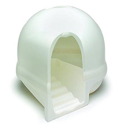 Amazoncom Petmate Booda Dome CleanStep Litter Box Pet Supplies
