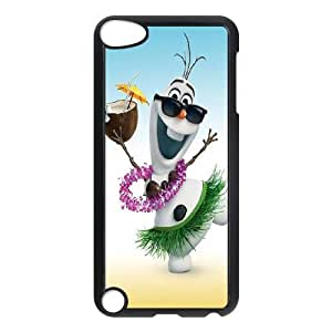 AinsleyRomo Phone Case Frozen forever and Snowman Olaf series pattern case FOR Ipod Touch 5 [OLAF]91159