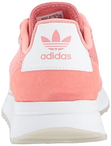 Adidas Original Kvinna Flb W Taktil Ros / Pearl Grå / Gummi