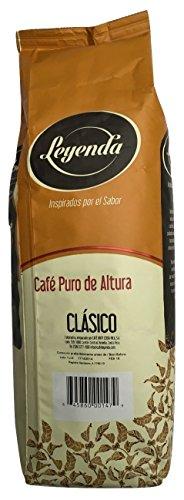 Coffee Costa Ground Rican (Café Leyenda - Costa Rican Ground Coffee 17-6 ounces - 500 grams - Café de Costa Rica)