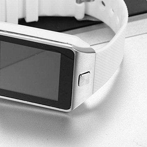 Smartwatch Reloj Inteligente Android con Ranura para Tarjeta SIM, Pulsera Actividad Inteligente para Deporte, Reloj Iinteligente Hombre Mujer niños, ...