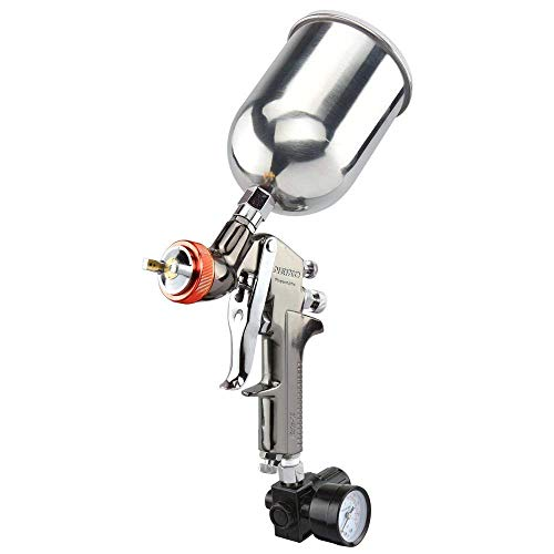 Neiko HVLP Gravity Feed Air Spray Gun...