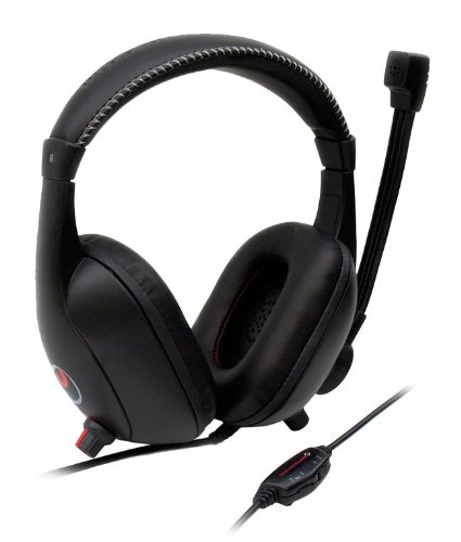Corsair Raptor H3 Gaming Headset (CA-9011118-NA) (Raptor Gaming Headset)