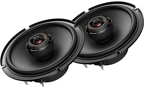 Pioneer TS-D65F D Series 6-1/2'' 2-way car speakers by Sound of Tri-State