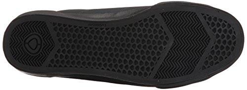 C1RCA Herren Fremont Low Profile Durable Leichter Skate Skateboard Schuh Schatten schwarz