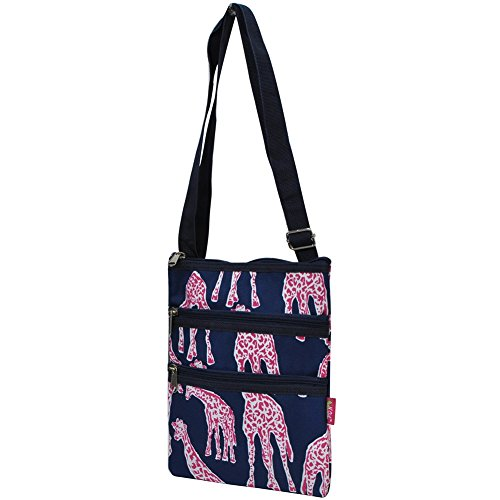Giraffe Print NGIL Messenger Hipster Bag