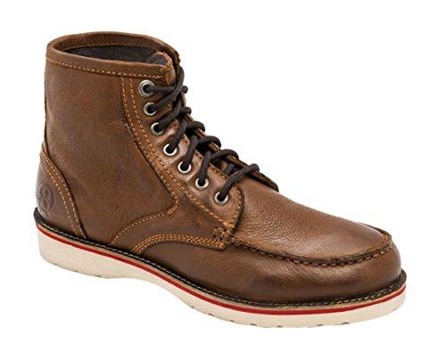 Cognac Sturdy Shoes James Jesse Workboot qHZgSgxwC