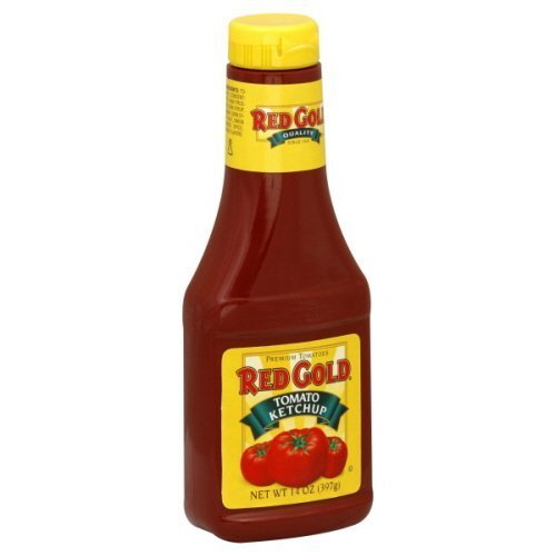 (Red Gold Ketchup Tno Sqz,Pack of 6)
