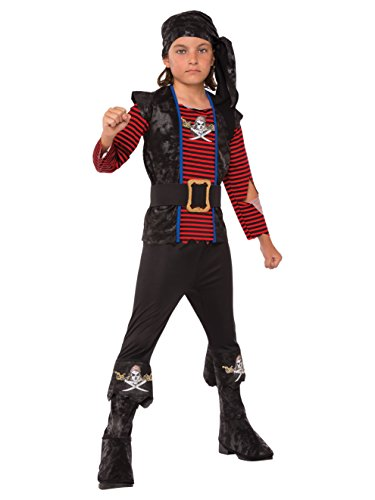 Rubies Child's Rogue Pirate Costume, Large, Multicolor ()