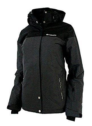 women columbia insulated jacket - 5
