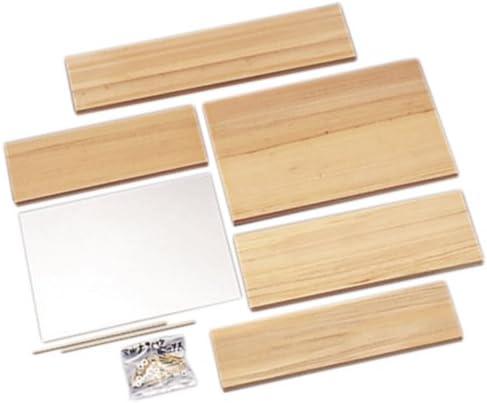 サンモク 木工キット マルチティッシュボックス 0202967