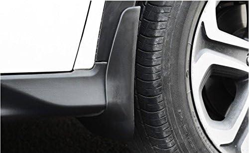 Yingchi Lot de 4 bavettes garde-boue de voiture pour Koleos 2017 2018 2019 2020 2021