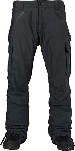 Burton Undefeated X Alpha Industries Cargo Snowboard Pants Mens Sz M