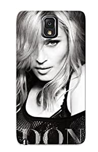 Freshmilk Durable Defender Case For Galaxy Note 3 Tpu Cover(madonna) Best Gift Choice
