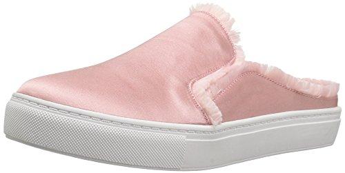 Lavanderia Sporca Lavanderia Cinese Donna Miss Jaxon Fashion Sneaker Raso Rosa Polveroso