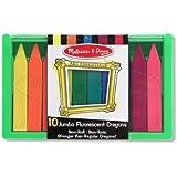 Melissa & Doug Jumbo Florescent Crayons