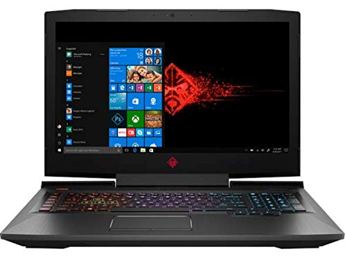 OMEN by HP 17-Inch Gaming Laptop, Full HD IPS Display, Intel i7-8750H...