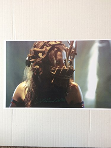 Saw 11x17 Movie Poster Signed Autographed by Shawnee Smith as Amanda