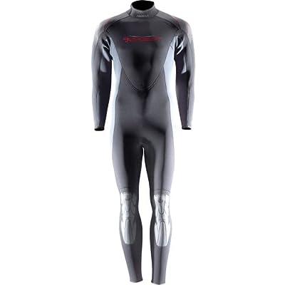 AKONA Men's Quantum Stretch Full Wetsuit, 3mm/4X-Large