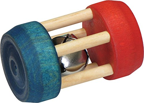 Mini Bell Rattle - Made in USA