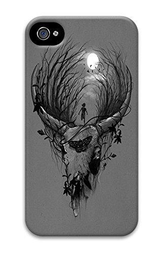 Abstract Painting Francis Minoza Durable 3D Case for iphone 5c