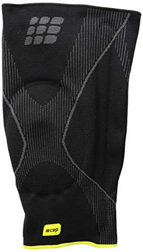 CEP Unisex Graduated Knee Brace (Black/Green) IV