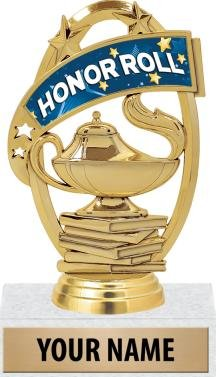 Honor Roll Trophies - 5