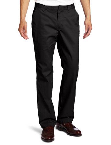 Lee Uniforms Men's Utility Pant, Black, 28Wx30L
