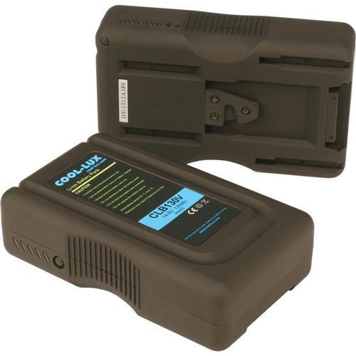 V-Mount 130 Wh Battery for CL500 / 1000 / 2000 LED Lights