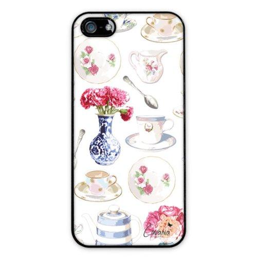 Diabloskinz H0081-0075-0003 Country Kitchen Schutzhülle für Apple iPhone 5/5S