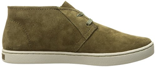 Hush Puppies Womens Cille Gwen Boot Scamosciato Verde Oliva