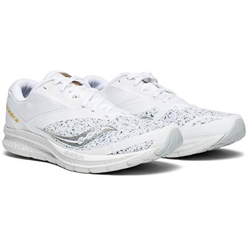 Kinvara Fitness Saucony 9 De Homme Blanc Chaussures d6awaI