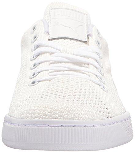 Puma Basket Classic Evoknit Fashion Sneaker Puma White-puma Whit discount fashionable buy cheap best wholesale official d58uN8x