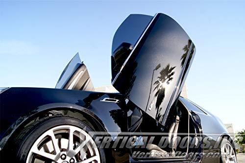 Vertical Doors - Vertical Lambo Door Conversion Kit for Cadillac CTS 2008-2014 2DR (CTS-V) - 2010 Lambo Doors Vertical