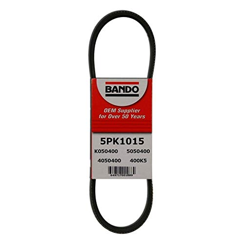 Bando 5PK1015 OEM Quality Serpentine Belt -