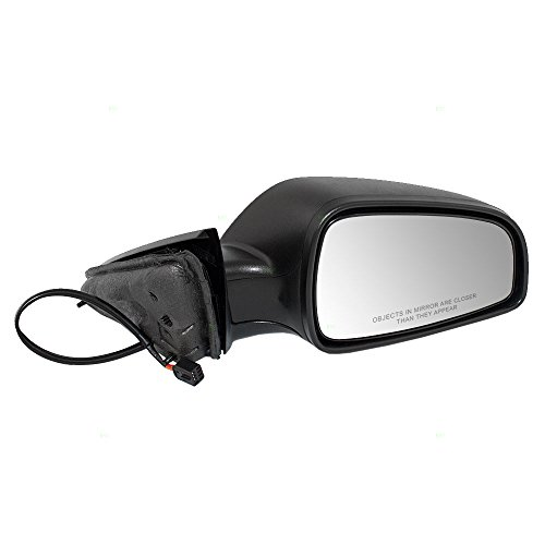 e View Mirror Replacement for Chevrolet Malibu Saturn Aura 20893858 GM1321343 (Malibu Side View Mirror)
