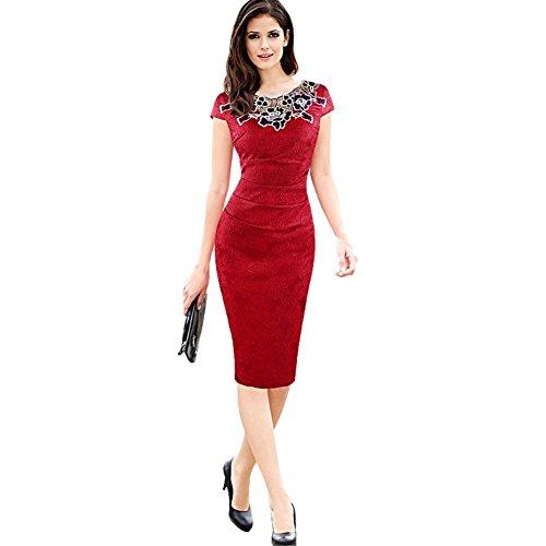 Buy belted ottoman dress - 9