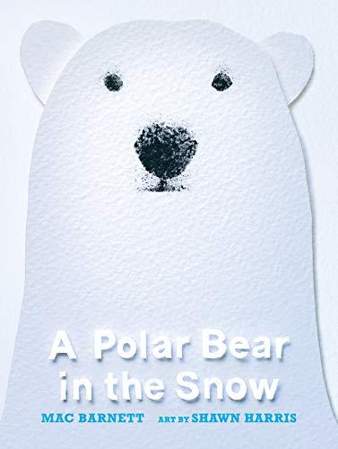 Book Cover: A Polar Bear in the Snow
