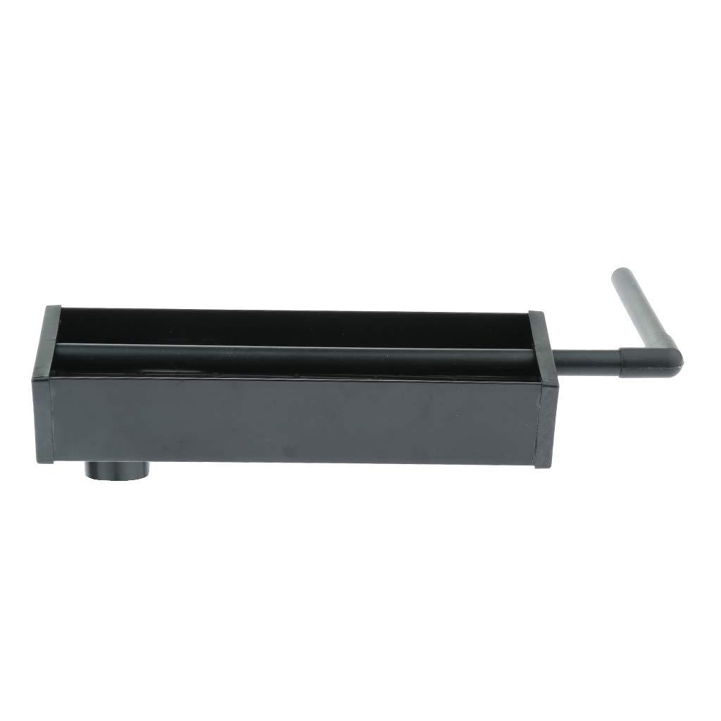 30x9x5.5cm Flameer External Water Filter Upper Box for Fish Tank Aquarium Pump Filtering  40x11x7cm